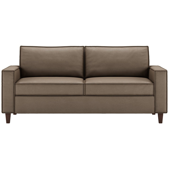 Mitchell Leather Comfort Sleeper by American Leather