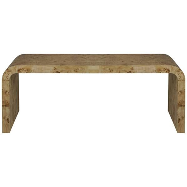 Worlds Away Waterfall Coffee Table