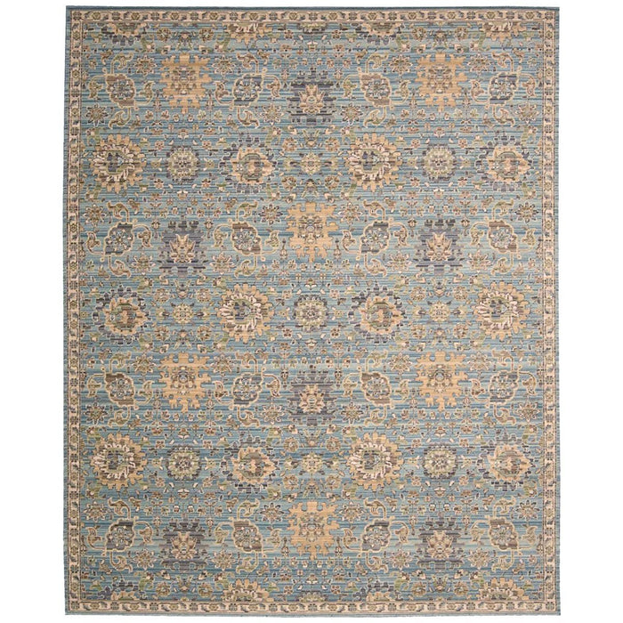 Nourison Timeless TML19 Light Blue Rug