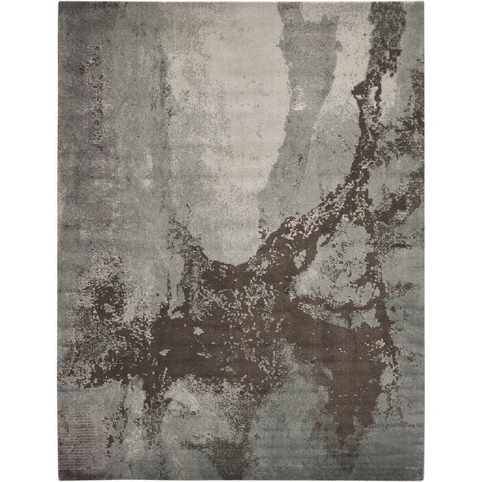 Nourison Twilight Twi07 Sea Mist Rug
