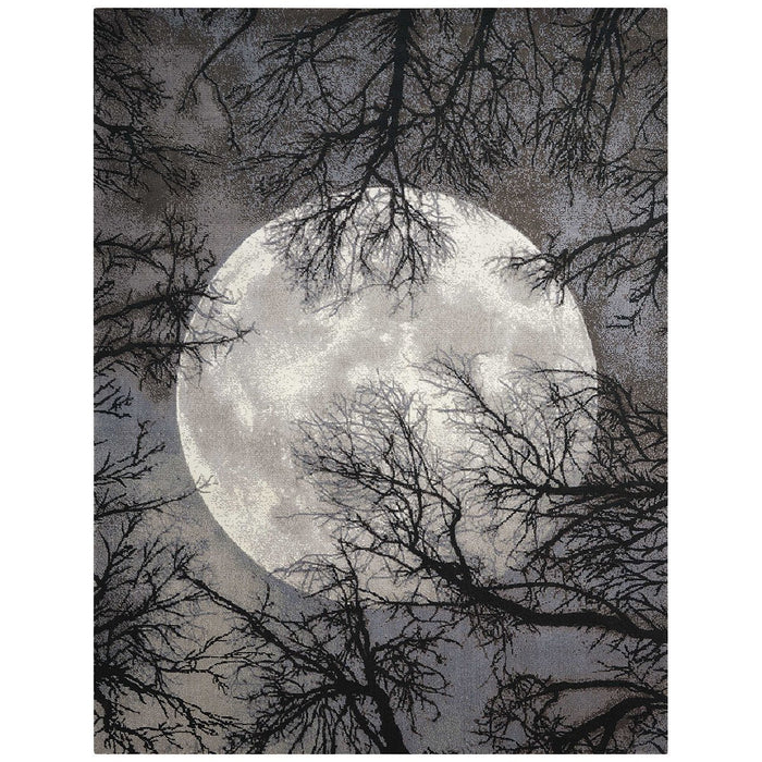 Nourison Twilight TWI17 Moon Rug