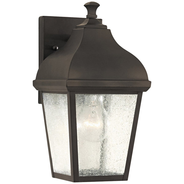 Sea Gull Lighting Terrace Medium 1-Light Outdoor Wall Lantern