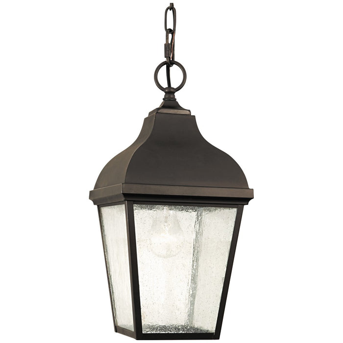Sea Gull Lighting Terrace 1-Light Outdoor Pendant Lantern