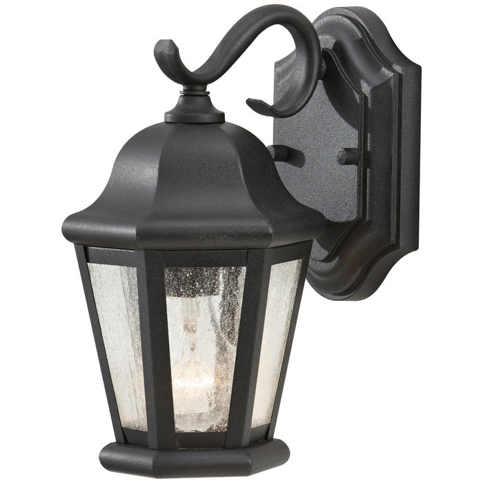 Sea Gull Lighting Martinsville Small 1-Light Outdoor Wall Lantern
