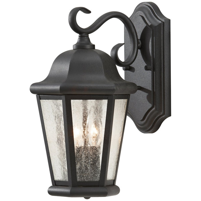 Sea Gull Lighting Martinsville Medium 2-Light Outdoor Wall Lantern