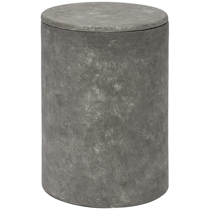 Palecek Roan Drum Side Table