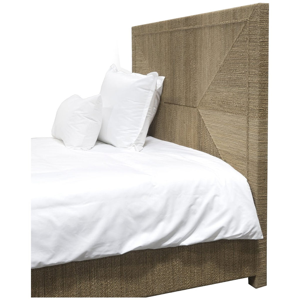 Palecek Jeffrey Alan Marks Woodside Bed - Natural