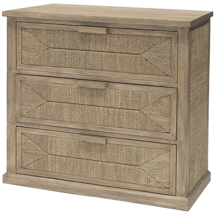 Palecek Santa Barbara Chest - Natural