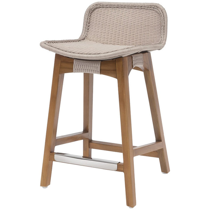 "Palecek Vista Outdoor 24"" Counter Barstool"