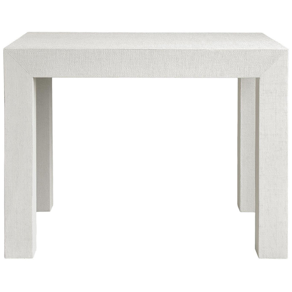 Bungalow 5 Parsons Side Table in White