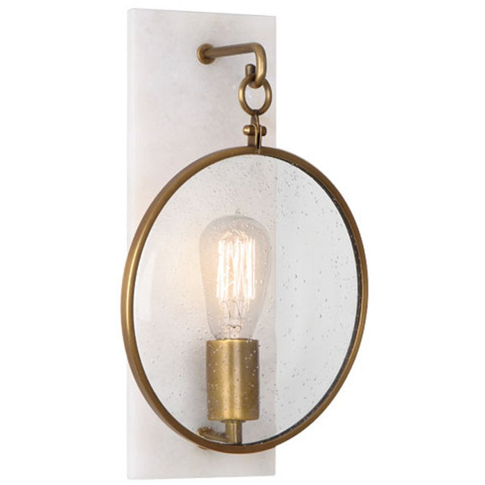 Robert Abbey Fineas 1 Bulb Sconces