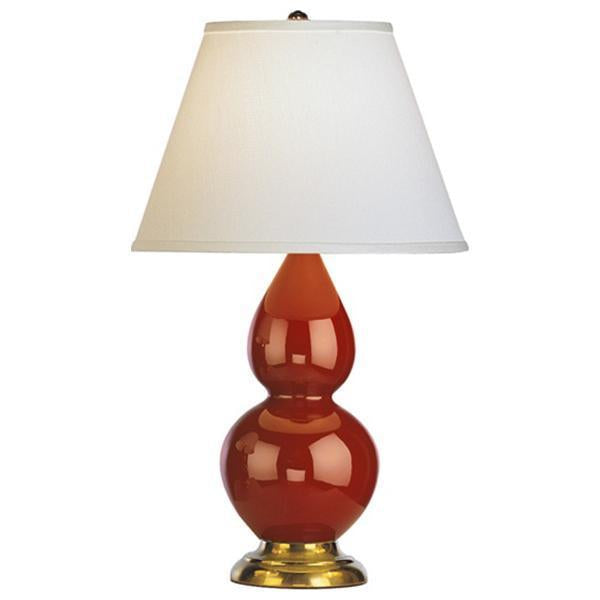 Robert Abbey Small Double Gourd Table Lamp