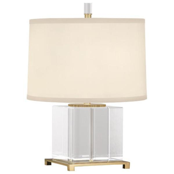 Robert Abbey Williamsburg Finnie Modern Brass Table Lamp