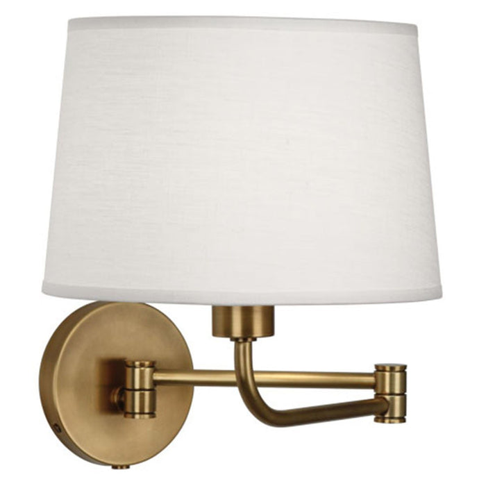 Robert Abbey Koleman Swing Arm Sconce 464