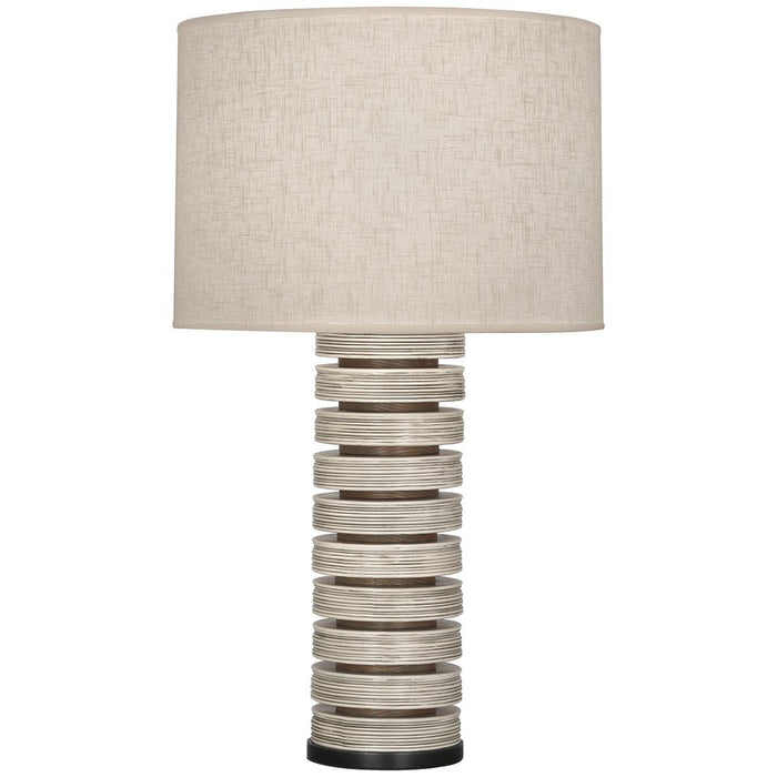 Robert Abbey Michael Berman Berkley Stacked Table Lamp