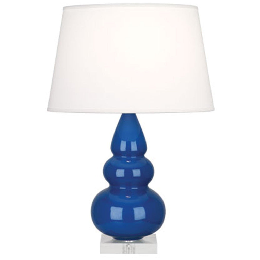 Robert Abbey Small Triple Gourd Accent Table Lamp A294X