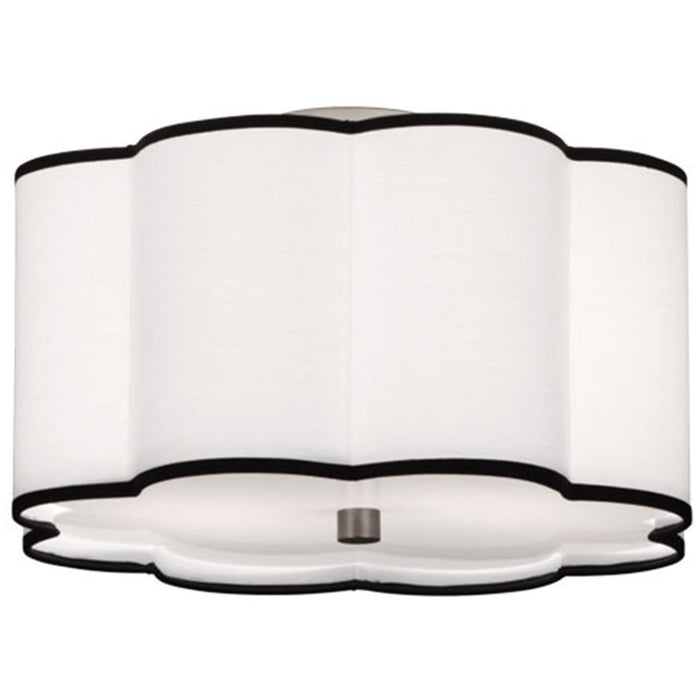 Robert Abbey Axis Semi-Flush Mount D2139