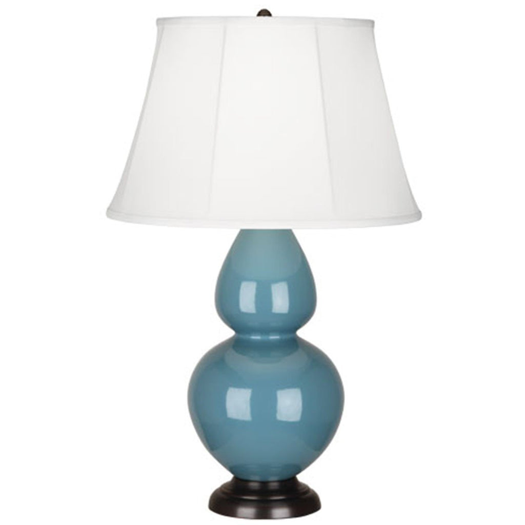 Robert Abbey Large Double Gourd Table Lamp EG21