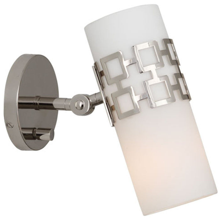 Robert Abbey Jonathan Adler Parker Adjustable Wall Sconce S639
