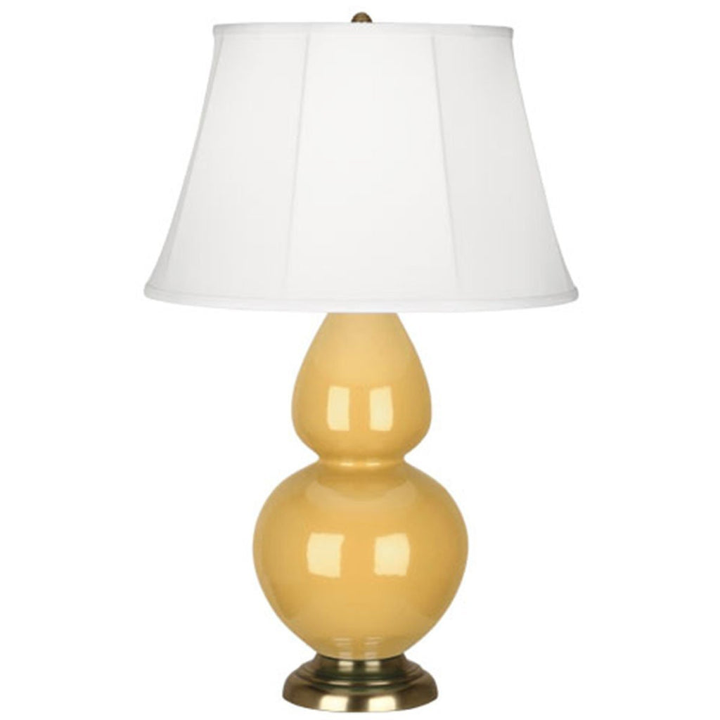 Robert Abbey Large Double Gourd Table Lamp EG20