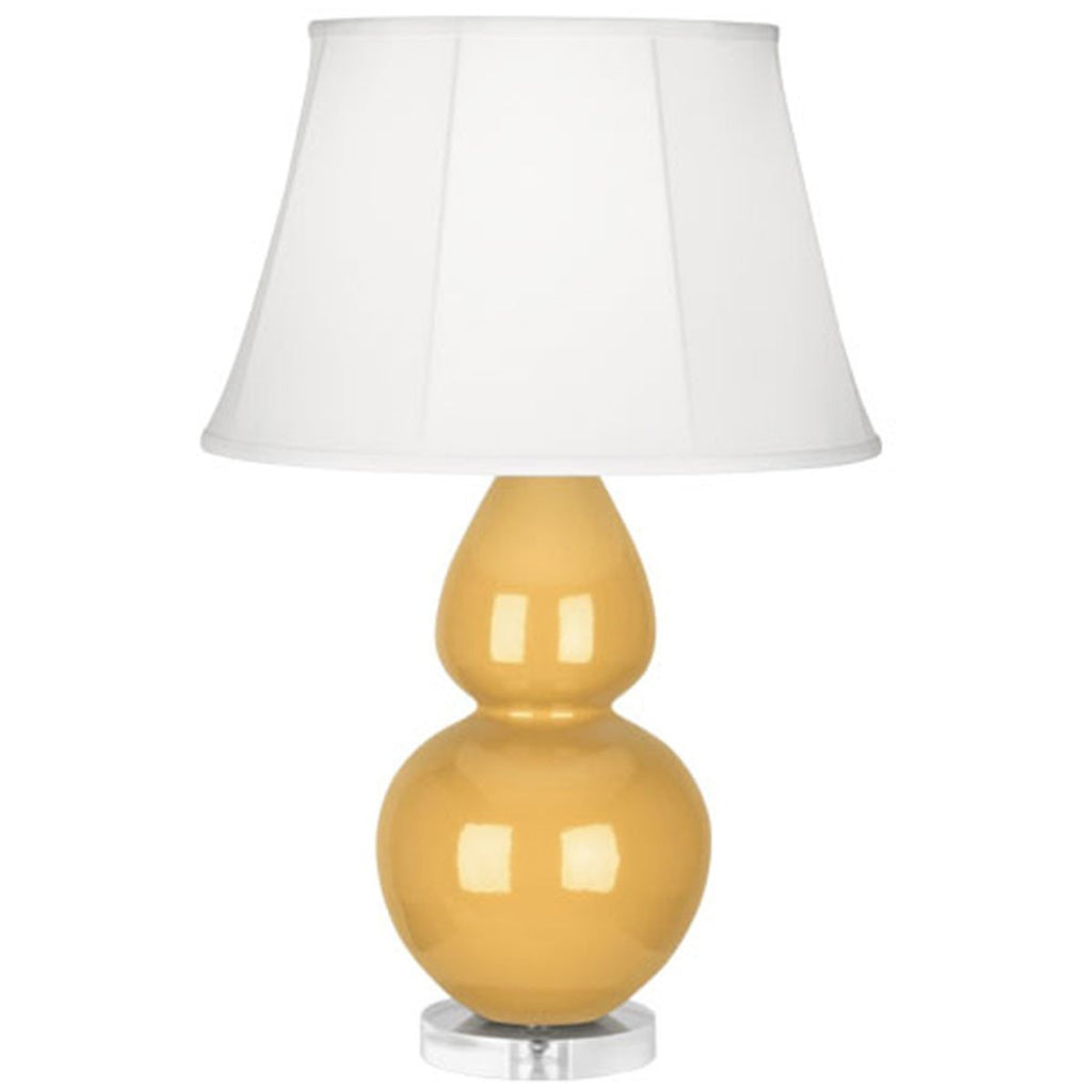 Robert Abbey Large Double Gourd Table Lamp A756