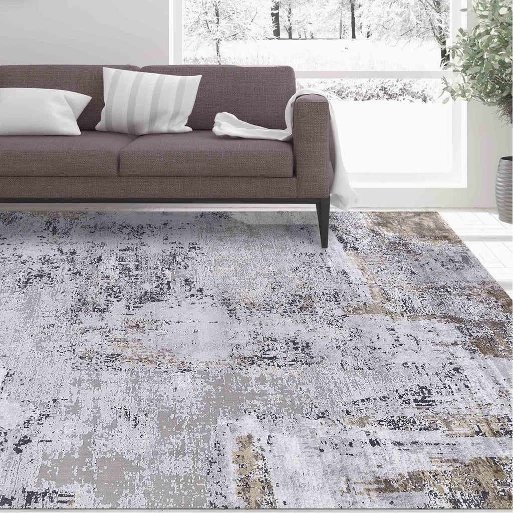 Uttermost Hampton Gold Rug