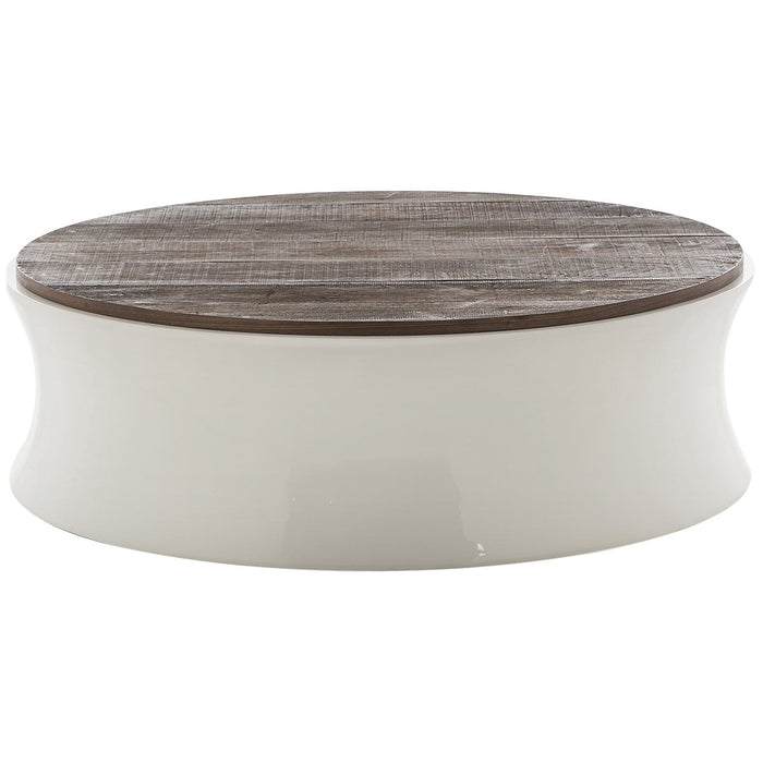 Thomas Bina Erving Coffee Table - White