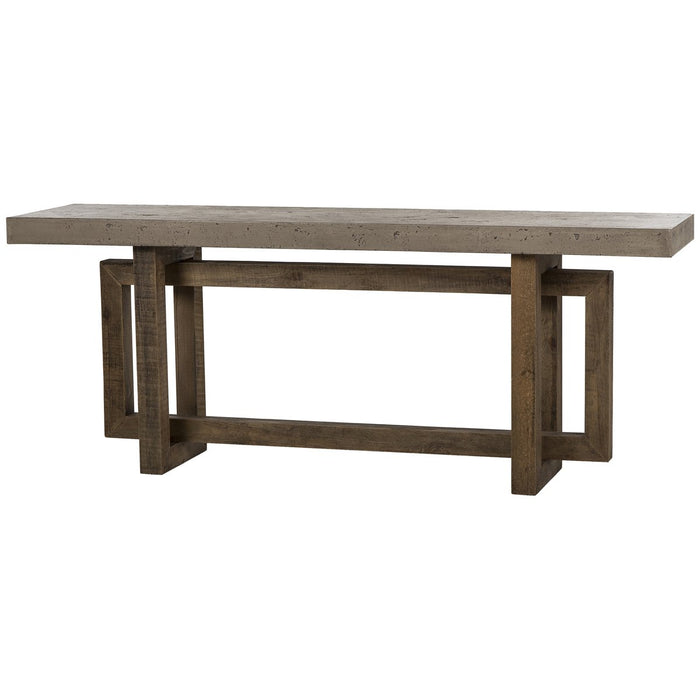 Thomas Bina Cube Console Table