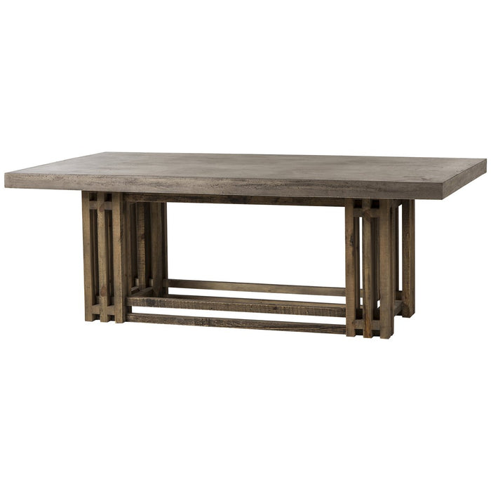 Thomas Bina Conrad 84-Inch Dining Table