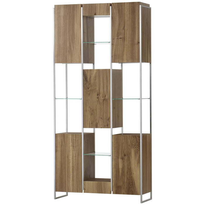 Thomas Bina Marley Large Bookcase - Light Oak