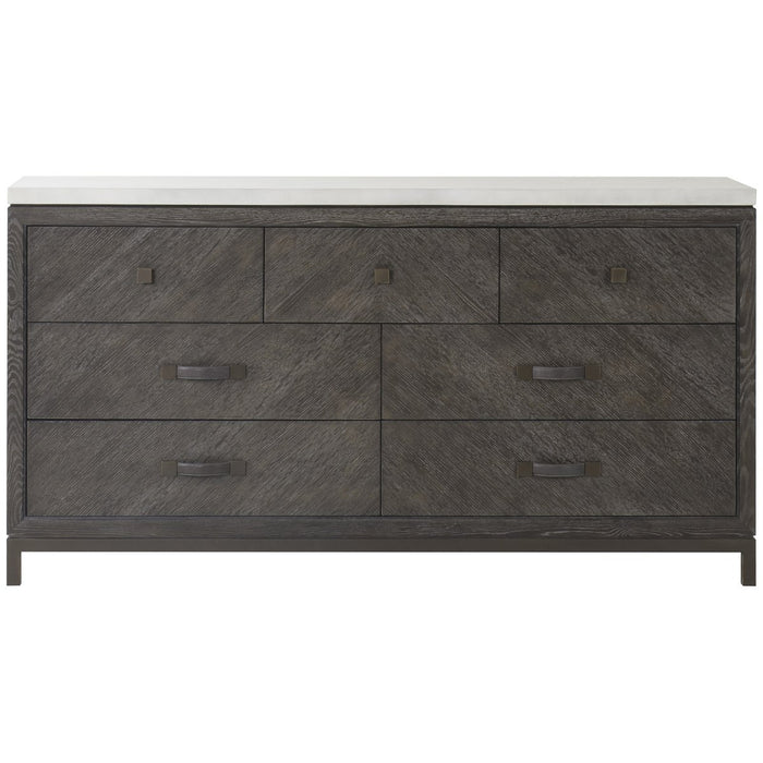 Maison 55 Emerson 7-Drawer Wide Chest