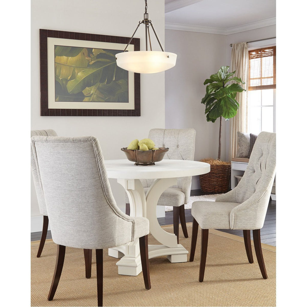 Sea Gull Lighting Kerrville Transitional Five Light Chandelier