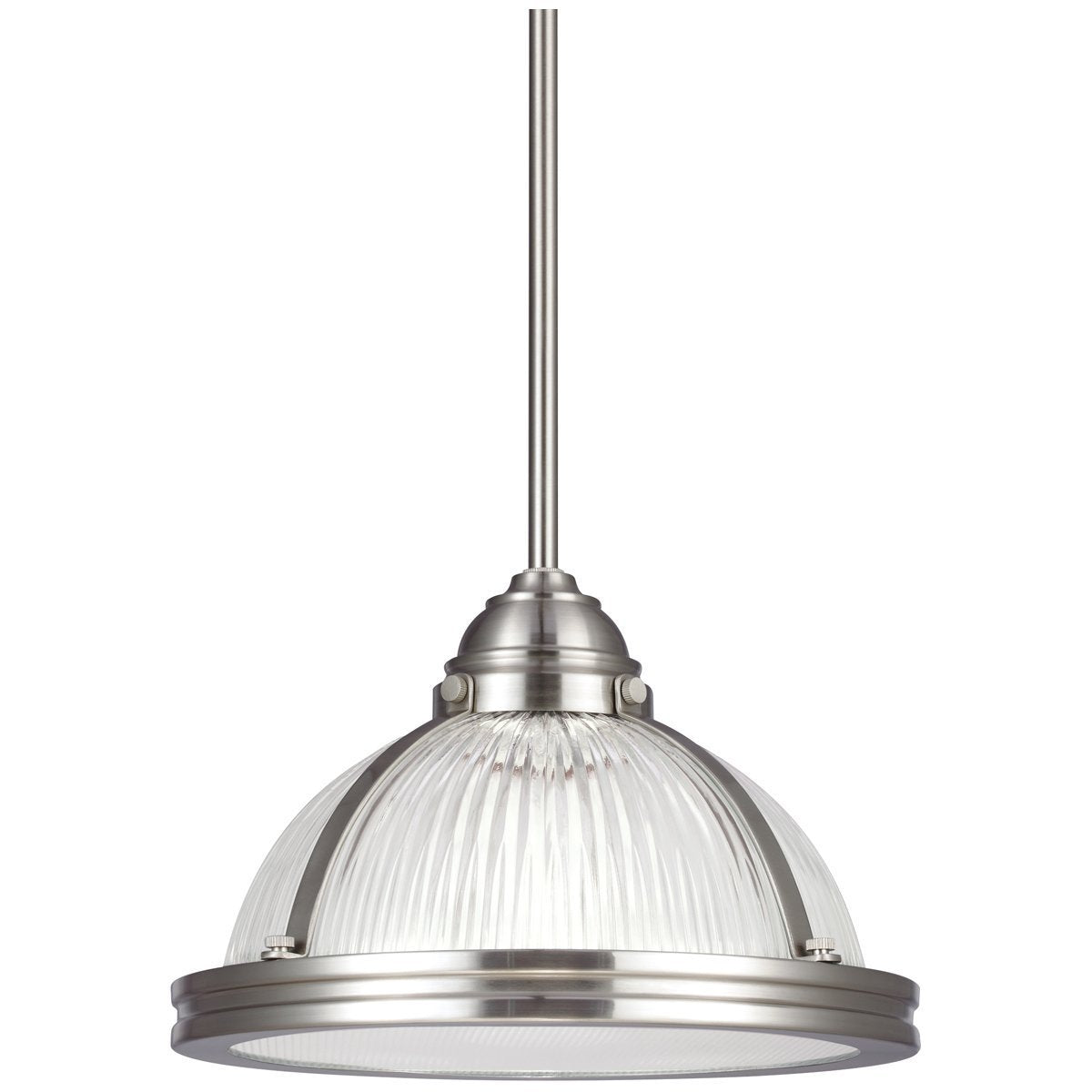 Sea Gull Lighting Pratt Street Prismatic 1 Light Pendant
