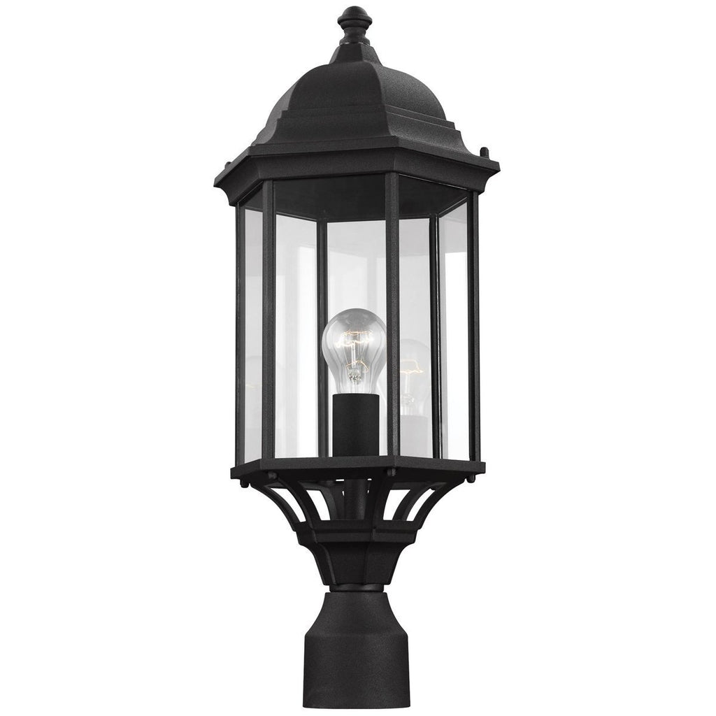 Sea Gull Lighting Sevier One Light Outdoor Post Lantern