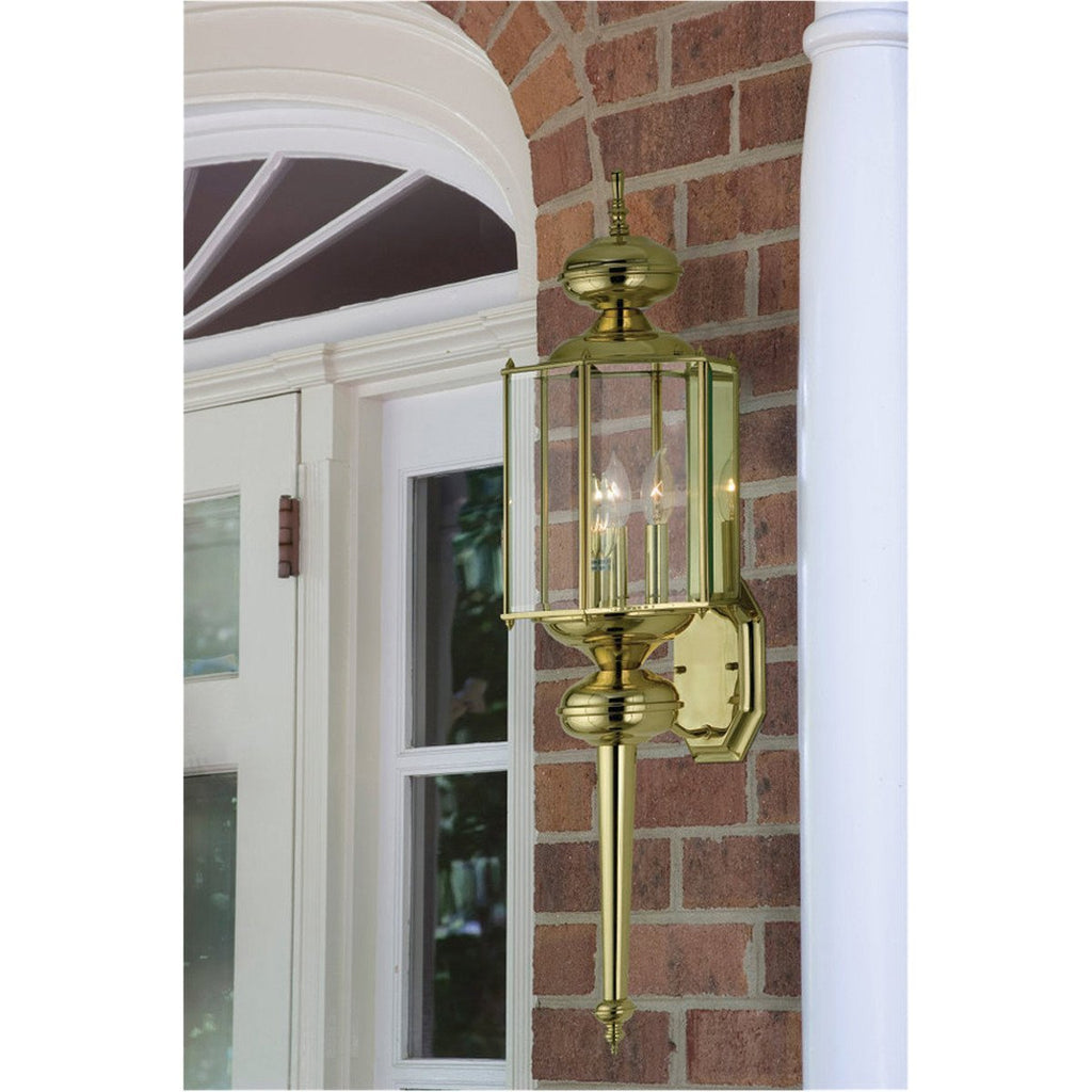 Sea Gull Lighting Classico One Light Outdoor Wall Lantern