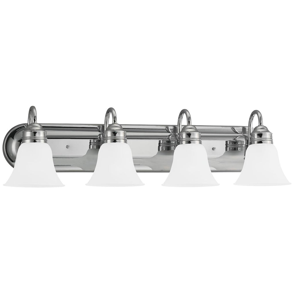 Sea Gull Lighting Gladstone 4-Light Wall Bath Sconce