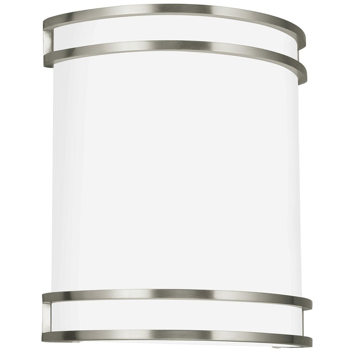 Sea Gull Lighting ADA Wall Sconce - Brushed Nickel