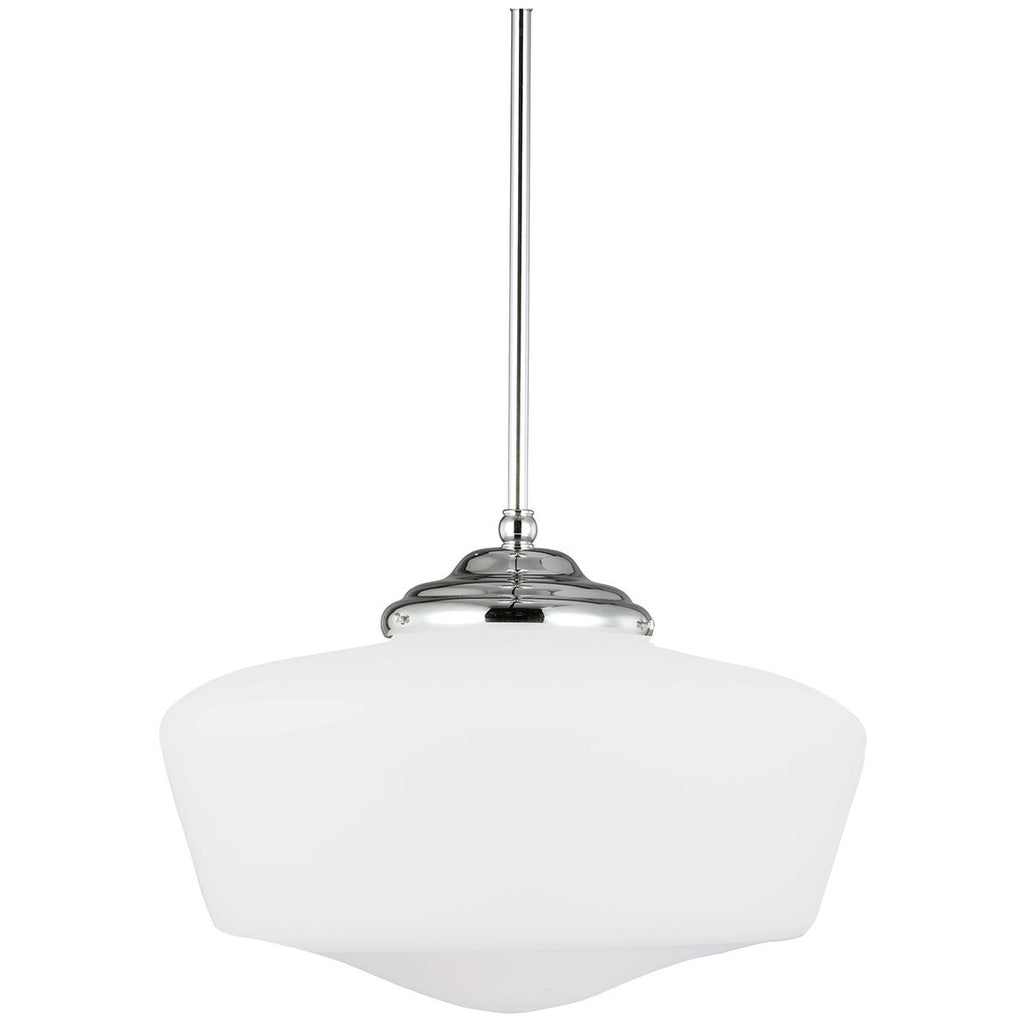 Sea Gull Lighting Academy 1-Light Pendant