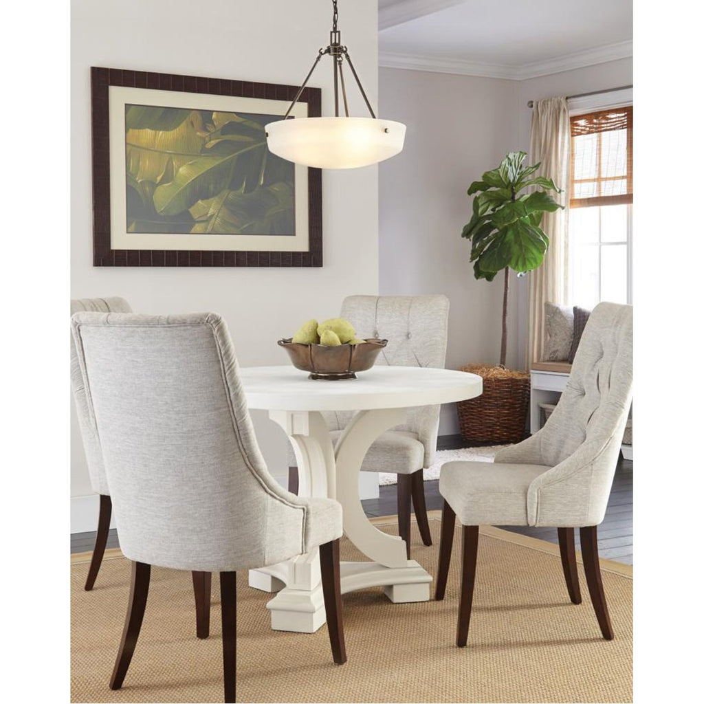 Sea Gull Lighting Kerrville 3-Light Pendant