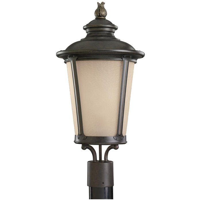 Sea Gull Lighting Cape May 1-Light Outdoor Post Lantern