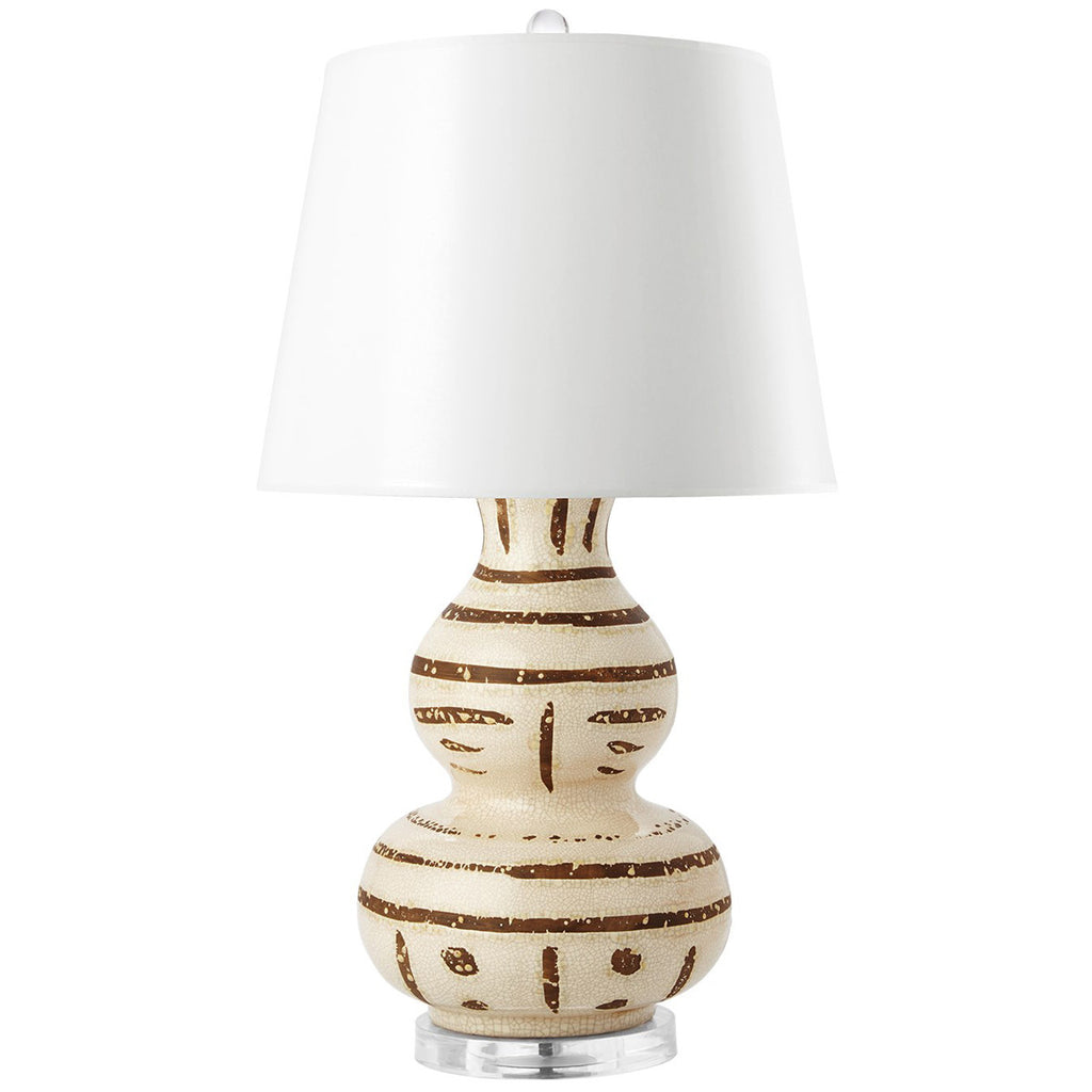 Bungalow 5 Shino Ivory Lamp