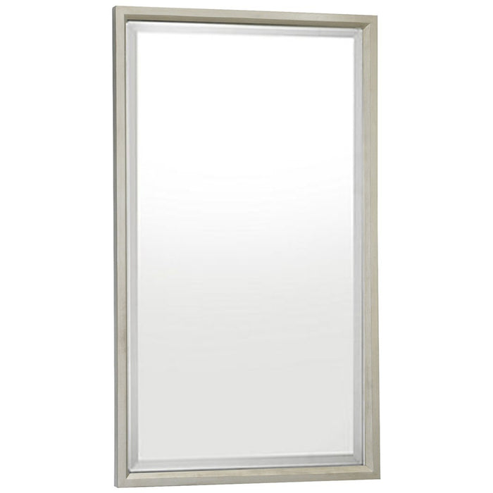 CTH Sherrill Occasional Naples High Relief Rectangular Wall Mirror