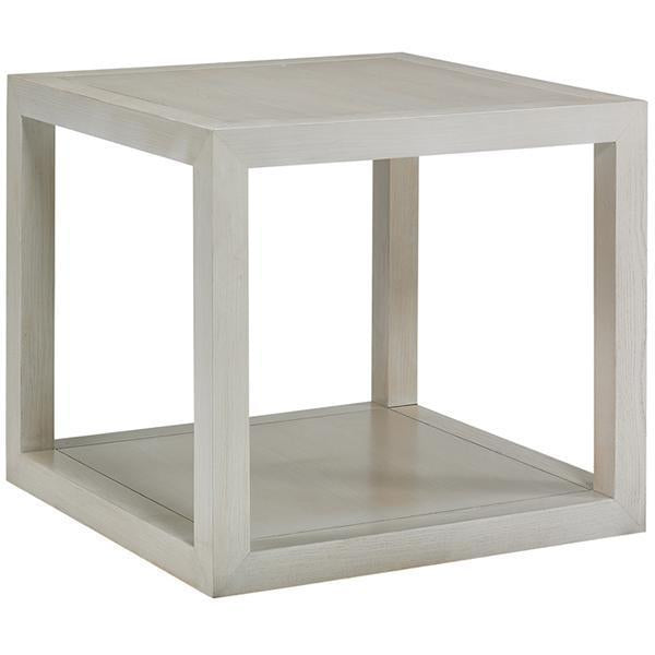 CTH Sherrill Occasional Naples Cube Side Table