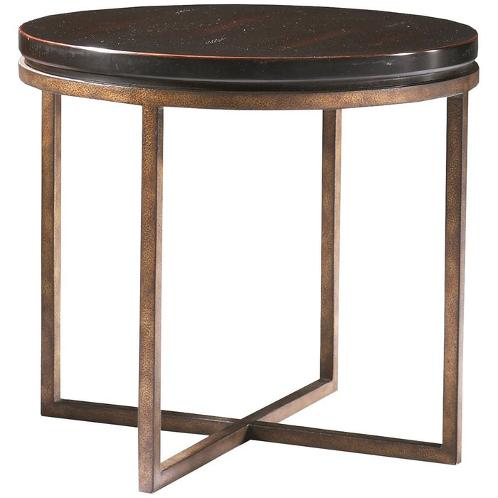 CTH Sherrill Occasional Round Lamp Table 322-930