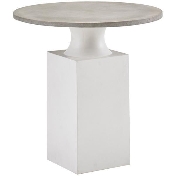 CTH Sherrill Occasional Modern Loft Santos Accent Table