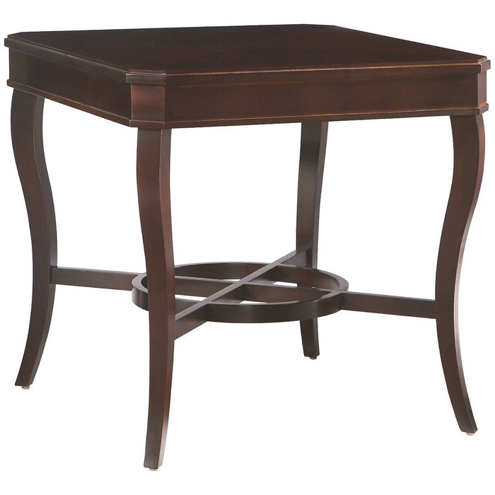 CTH Sherrill Occasional Square Lamp Table 440-940