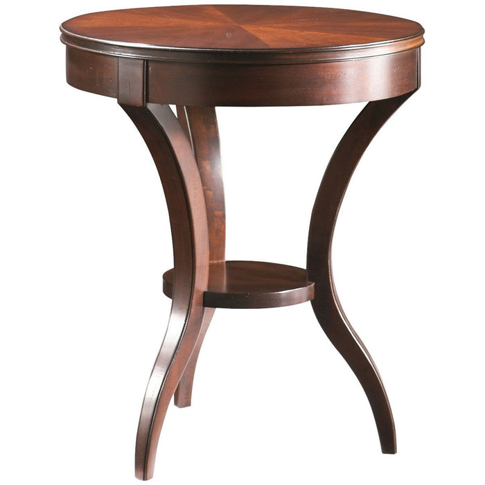 CTH Sherrill Occasional Round Lamp table 530-930