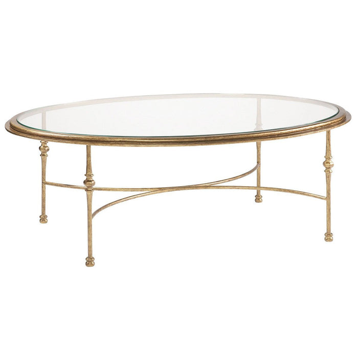CTH Sherrill Occasional Oval Cocktail Table M29-22