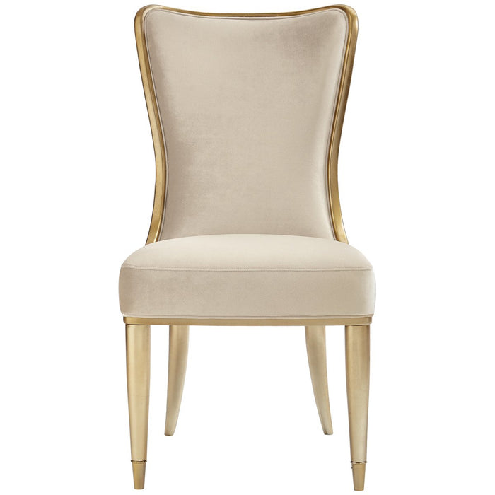 Caracole Signature Debut Sophisticates Dining Chair