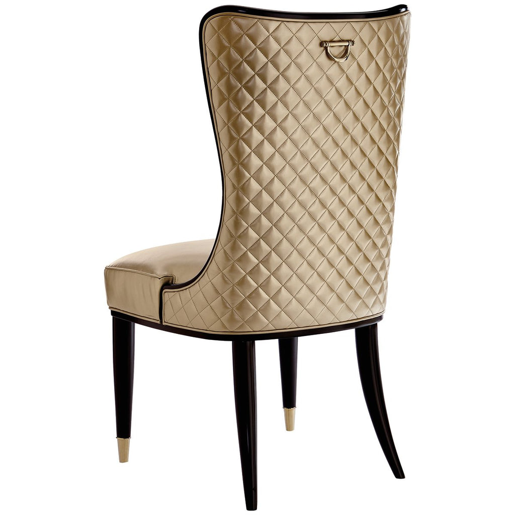 Caracole Signature Debut The Aristocrat Dining Chair